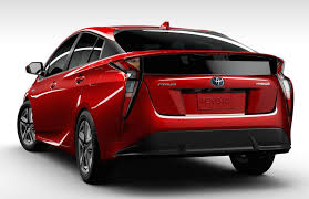 sporty toyota cars toyota prius reveals the 2016 prius with sporty style and