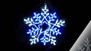 Home Decorators Warehouse Light Silhouette Led Snowflake The Christmas Warehouse