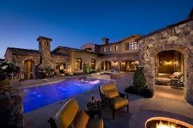 luxury mediterranean homes silverleaf sanctuary mediterranean pool by calvis