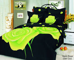 Roses Bedding Sets Neon Bedspreads Simple Bedroom Design With Neon Leopard Ultra