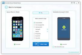 transfer contacts android to android how to transfer contacts from iphone to android mobile transfer