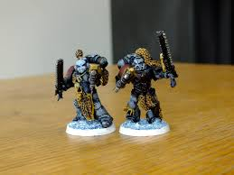 the eastern fringe painting space wolves