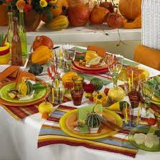thanksgiving decorating ideas table for check out