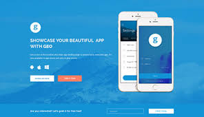 free download responsive bootstrap 3 app landing page template