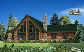 golden eagle log and timber homes floor plan details lake front