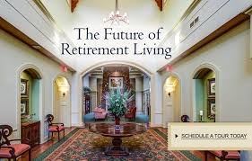 Retired Home Interior Pictures Retirement Community In Indianapolis Indiana The Barrington