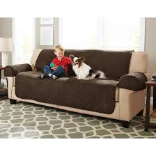 Sofa Cover For Reclining Sofa Better Homes And Gardens Waterproof Non Slip Faux Suede Pet