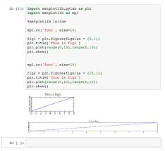 Resume Font Size 10 Python Matplotlib Change Figsize But Keep Fontsize Constant