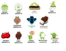 version of android android versions past to present buysmaart