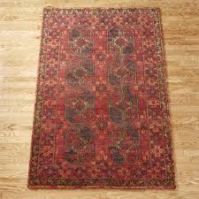 asa red rug cb2