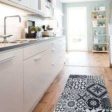 tapis cuisine tapis cuisine carreaux de ciment meilleur idées de conception de