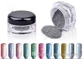 metallic mirror effect nail powder magic mirror chrome effect dust