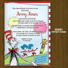 dr seuss baby shower favors dr seuss baby shower invitation eysachsephoto
