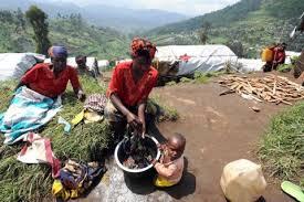 bureau de la coordination des affaires humanitaires rdc le nombre de déplacés internes en rdc dépasse la population