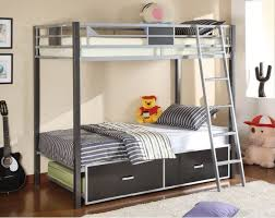 Bedroom Bunk Beds CM BK - Simmons bunk bed mattress