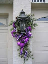 Blue Silver Christmas Decorations Uk by Best 25 Purple Christmas Ideas On Pinterest Purple Christmas