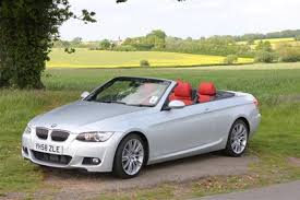 bmw 320i convertible review bmw 3 series convertible review 2007 2013 parkers