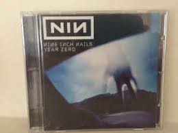 nine inch nails year zero cd album at discogs