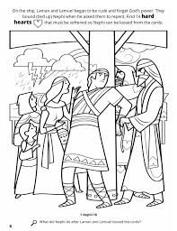 lds coloring pages i can be a good exle happy book of mormon coloring pages best stories 9160