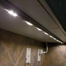 Under Cabinet Led Light Bar Under Cabinet Led Lighting Using Led Modules Diy Led Projects