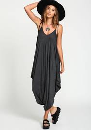 harem jumpsuit charcoal jersey harem jumpsuit culture ideas