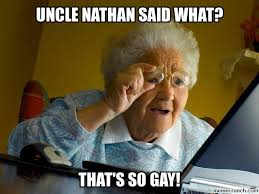 Nathan Meme - gay