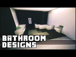 minecraft bathroom designs minecraft house