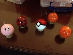 anime nintendo ornaments by luretan on deviantart