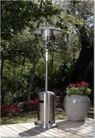 Fire Sense Table Top Patio Heater Fire Sense Stainless Steel Table Top Patio Heater The O U0027jays
