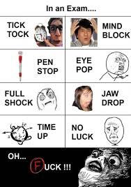 Exam Memes - funny exam memes results