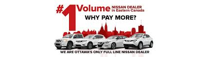 nissan canada avenue road hunt club nissan in ottawa on sells and services new nissan and