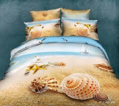 Beachy Bed Sets Aliexpress Buy 3d King Size Bedding Sets Quilt
