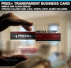 Clear Business Cards Vistaprint Transpa Business Cards Vistaprint Clear Business Cards Business