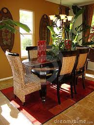 Dining Room Table Decorating by 148 Best Tropical Dining Rooms Images On Pinterest Tropical