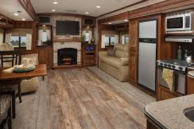 Jayco Travel Trailers Floor Plans by Top 5 Best Luxury Travel Trailers Rving Planet Blog