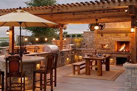 outdoor kitchen roof ideas various types of great outdoor kitchen roof ideas home design