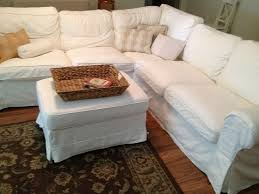 2 cushion sofa slipcover furniture minimize amount of fabric you need to tuck with