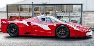 you can own this enzo fxx evoluzione for