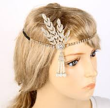 great gatsby hair accessories online shop kmvexo wedding hair accessories 1920s great gatsby