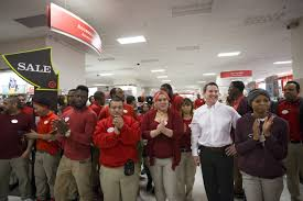 target open on black friday target shoppers nationwide score doorbusters as black friday gets