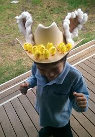 hats and headwear craft ideas my kid craft