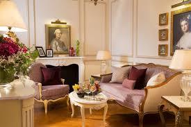decoration de luxe auberge du jeu de paume chantilly deluxe suite