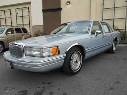 how petrol cars work 1993 lincoln continental instrument cluster 1993 lincoln town car executive 4dr sedan in san jose ca crow s