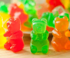 Gummy Bear Decorations Gummy Bear Anatomy Model