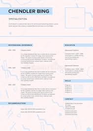 Minimalist Resume Cv Template Minimalist Resume Web Page Job Application Skills