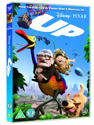 walt disney pixar up dvd amazon co uk ed asner