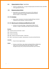 Stay Home Mom Resume Resume Summary Statement Example Summary Example For Resume