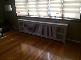 Decorative Radiator Covers Home Depot Custom Wood Radiator Covers And Enclosures Long Island Radiator