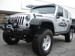 2011 Wrangler 2011 Custom 6 4l Hemi Jeep Wrangler Rubicon For Sale