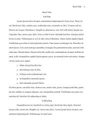 apa format letter sle apa for business zoplar dcbuscharter co